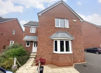Thumbnail 4 bed detached house for sale in Millisoms Road, Shirley, Solihull