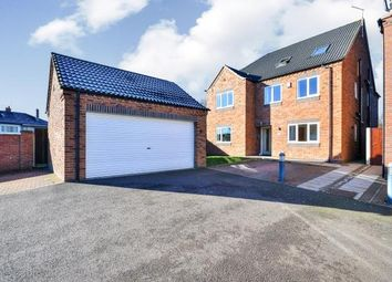 Thumbnail 5 bed detached house for sale in Derby Road, Kirkby-In-Ashfield, Nottinghamshire, Notts