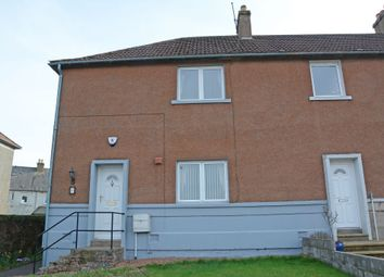 Thumbnail 3 bed end terrace house for sale in 5 Lochiebank Crescent, Auchtermuchty