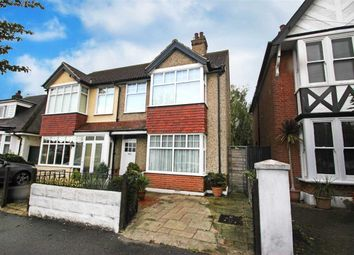 Thumbnail 3 bed semi-detached house for sale in Chapman Road, Clacton-On-Sea