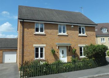 Thumbnail 4 bed detached house for sale in The Spur, Westbury, Wiltshire