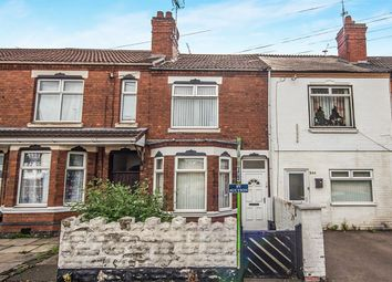 Thumbnail 3 bedroom terraced house for sale in Foleshill Road, Coventry