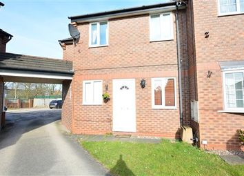 Thumbnail 1 bed flat to rent in Nunsmere Close, Winsford