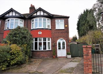 Thumbnail 3 bed semi-detached house for sale in Heyridge Drive, Northenden