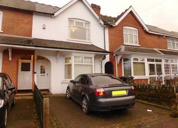 Thumbnail 3 bed terraced house for sale in Daniels Road, Bordesley Green, Birmingham