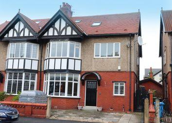 Thumbnail 5 bed semi-detached house for sale in Park Road, St. Annes, Lytham St. Annes