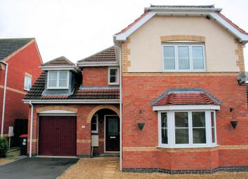 Thumbnail 4 bed detached house for sale in Lintin Close, Telford