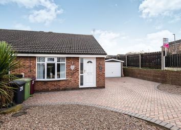 Thumbnail 2 bed semi-detached bungalow for sale in Elder Court, Killamarsh, Sheffield
