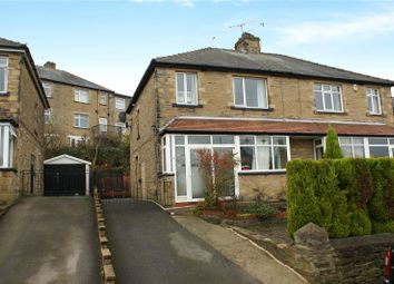 Thumbnail 3 bed semi-detached house for sale in Manor Drive, Bingley, West Yorkshire