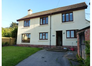 Thumbnail 4 bed detached house for sale in High Street, Porlock, Minehead