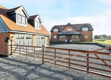 Thumbnail 6 bed detached house for sale in Pagham Road, Nr Chichester