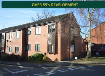 Thumbnail 2 bed flat for sale in Albion Street, Oadby, Leicester