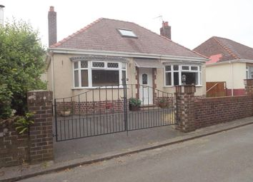 Thumbnail 2 bed bungalow for sale in Priory Hill, Cromwell Road, Hubberston, Milford Haven