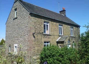 Thumbnail 5 bed town house for sale in Longnor, Nr. Buxton, Derbyshire