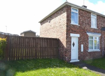 Thumbnail 3 bed terraced house to rent in Third Avenue, Chester Le Street