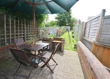 Thumbnail 2 bedroom terraced house for sale in Commodore Road, Lowestoft