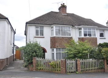 Thumbnail 3 bed semi-detached house to rent in Danesway, Pinhoe, Exeter