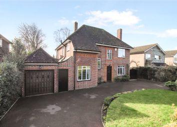 Thumbnail 4 bed detached house for sale in Gravel Hill Terrace, Hemel Hempstead, Hertfordshire