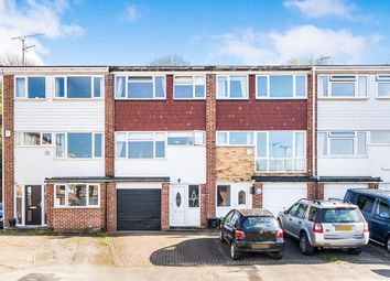 Thumbnail 4 bed terraced house for sale in Water Mill Way, South Darenth, Dartford
