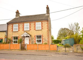 Thumbnail 3 bed detached house for sale in High Street, Ashley, Newmarket