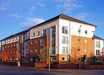 Thumbnail 2 bed flat to rent in Edinburgh Road, Glasgow