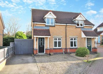 Thumbnail 2 bed semi-detached house for sale in Angelica Close, Killinghall, Harrogate