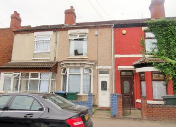 Thumbnail 3 bedroom terraced house for sale in Holmsdale Road, Coventry