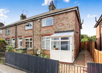Thumbnail 2 bed end terrace house for sale in Gordon Avenue, Peterborough