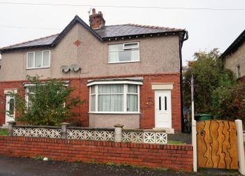 Thumbnail 3 bed semi-detached house for sale in Mornington Road, Lytham St. Annes