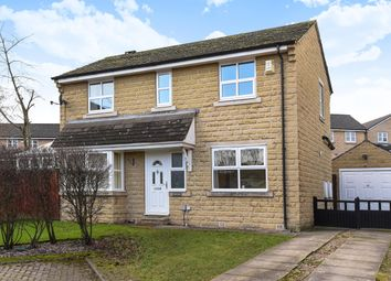 Thumbnail 3 bed detached house for sale in Tenterfields, Apperley Bridge, Bradford