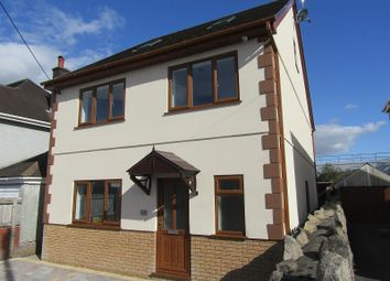 Thumbnail 5 bedroom detached house for sale in St. Johns Road, Clydach, Swansea, City And County Of Swansea.