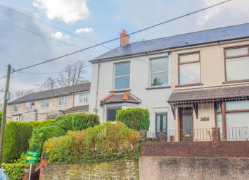 Thumbnail 4 bed end terrace house for sale in Panteg Cottages, Ynysybwl, Pontypridd