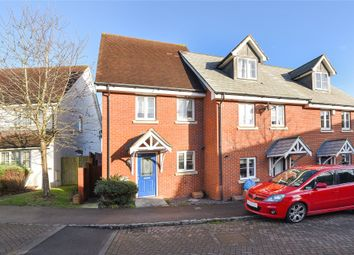 Thumbnail 3 bedroom town house to rent in Ducketts Mead, Shinfield, Reading, Berkshire