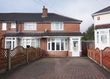 Thumbnail 2 bed end terrace house for sale in Clarendon Road, Four Oaks