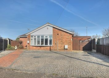 Thumbnail 3 bed detached bungalow for sale in Miriam Close, Great Yarmouth