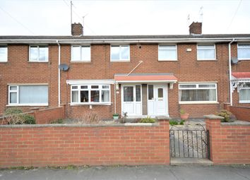 Thumbnail 2 bed terraced house for sale in Dere Avenue, Bishop Auckland