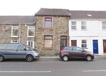 Thumbnail 2 bed terraced house to rent in Bridgend Road, Maesteg, Bridgend.