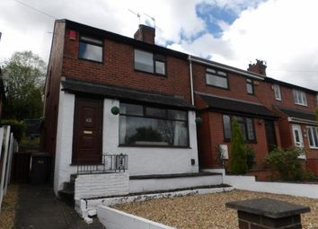 Thumbnail 2 bedroom town house for sale in Orford Street, Newcastle, Staffordshire