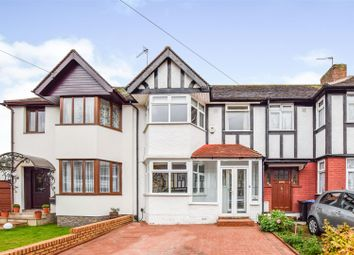 Thumbnail Terraced house for sale in Hartland Way, Morden