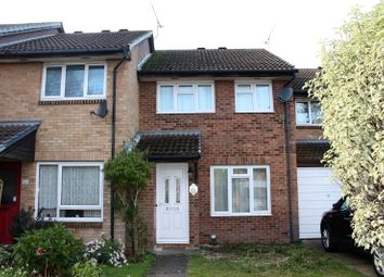 Thumbnail 3 bed terraced house to rent in Trusthorpe Close, Lower Earley, Reading, Berkshire