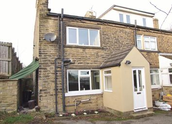 Thumbnail 1 bed end terrace house for sale in Prospect Place, Ovenden, Halifax