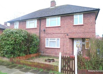 Thumbnail 3 bed semi-detached house to rent in Beech Road, Feltham