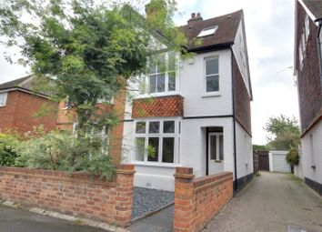 Thumbnail 4 bed semi-detached house for sale in King Street, Chertsey, Surrey