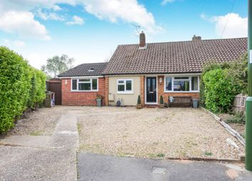 Thumbnail 3 bed detached bungalow for sale in Derwent Close, Lancing