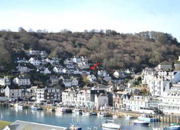 Thumbnail 4 bed semi-detached house for sale in Downs View, Looe, Cornwall