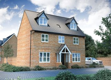 "Thumbnail 4 bedroom detached house for sale in ""The Landguard"" at Furlongs, Drayton, Abingdon"