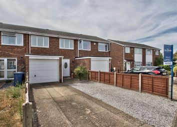 Thumbnail 3 bed semi-detached house for sale in Windsor Close, St. Neots, Cambridgeshire