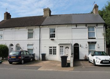 Thumbnail 2 bed terraced house to rent in Station Road, Walmer