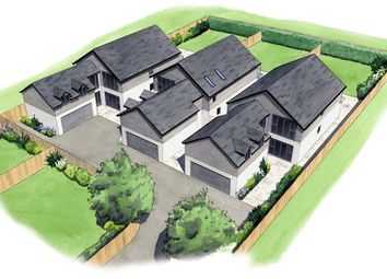Thumbnail 4 bedroom detached house for sale in Plot 3, Meadow View, Longwell Green