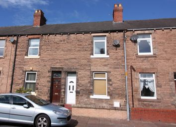 Thumbnail 3 bed terraced house for sale in Clementina Terrace, Carlisle